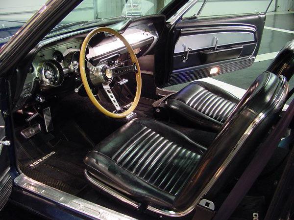 Ford Mustang 1967 технические характеристики и фото