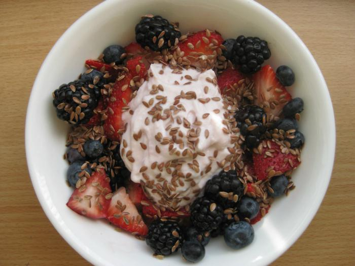 flax seed for weight loss with kefir reviews