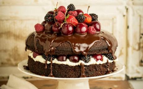 начинки для шоколадного торта рецепт с фото