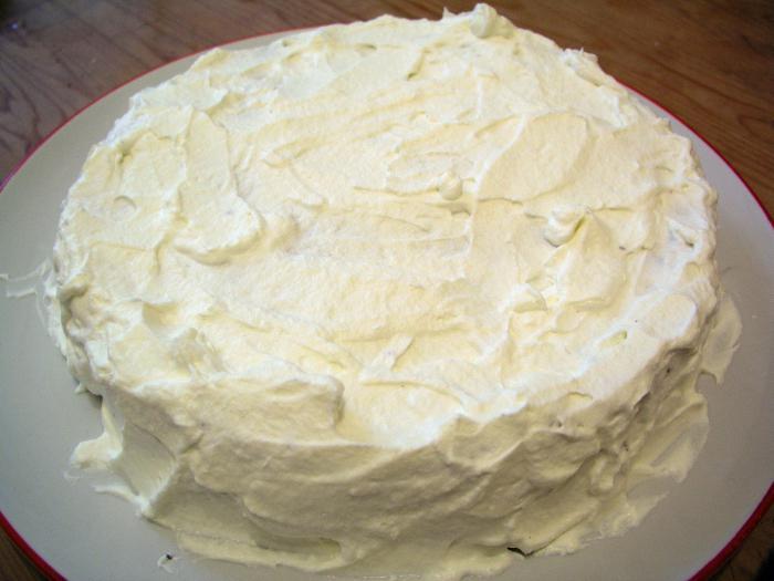 рецепт быстрого коржа для торта