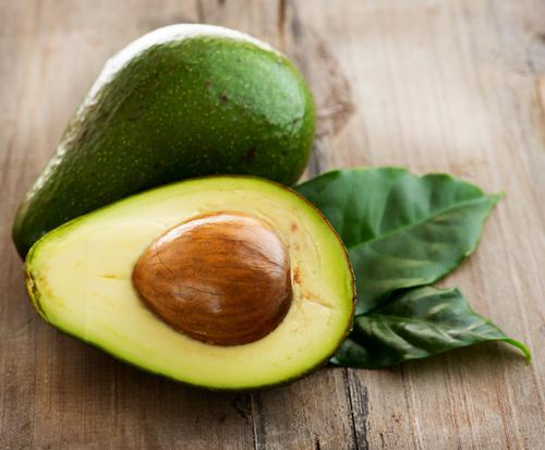 how to clean avocado