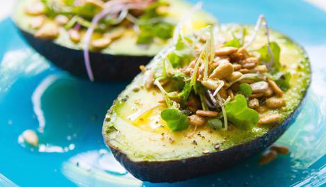 Do I need to clean the avocado