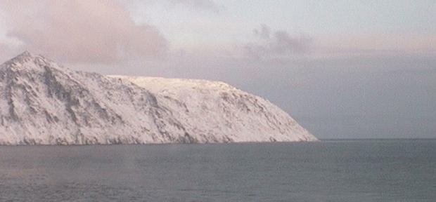 остров Ратманова фото