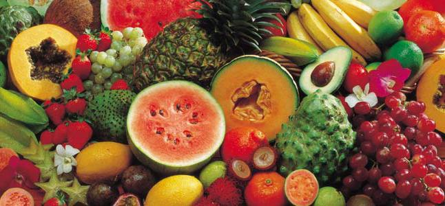 экзотические фрукты фото в индии