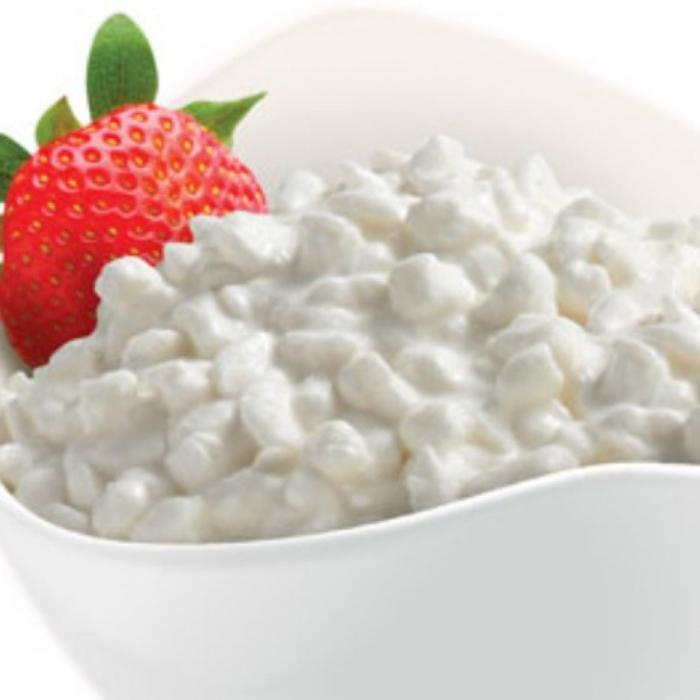 what can be cooked from cottage cheese