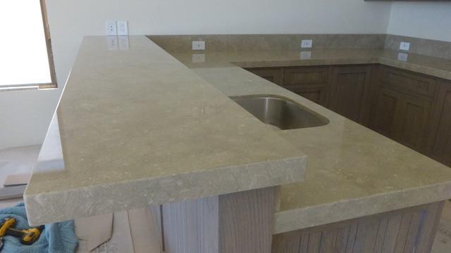 кухонная столешница из искусственного камня своими руками