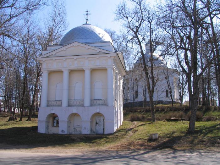 from Moscow to Valdai by car attractions