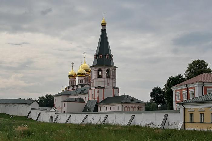 history and sights of Valdai of the Novgorod region