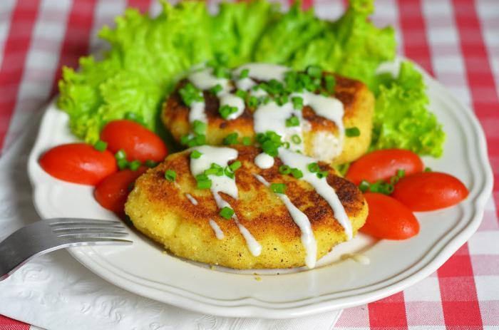 Картопляники - рецепт