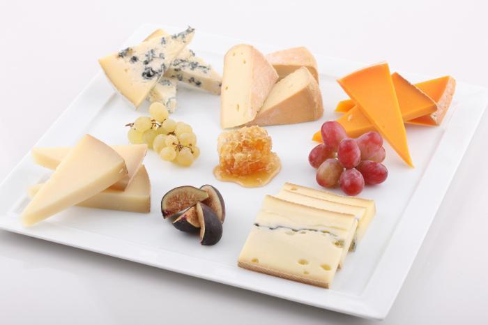Сырная тарелка - вкусный стандарт