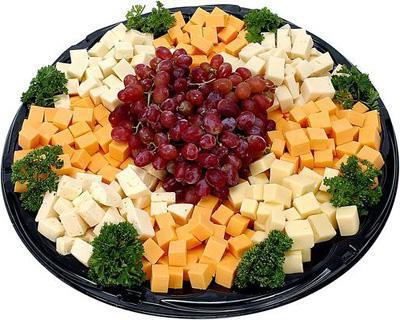 Сырная тарелка - сыр