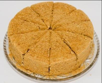 Как приготовить торт медовый в домашних условиях