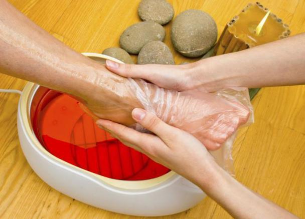 Лечение озокеритом в домашних условиях