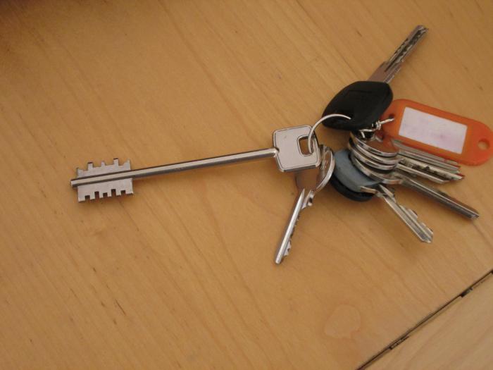 ключи сонник