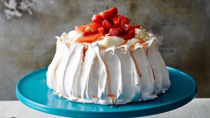 торт павлова классический рецепт