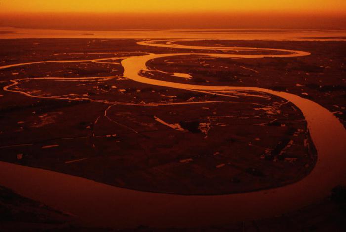 питание реки ганг