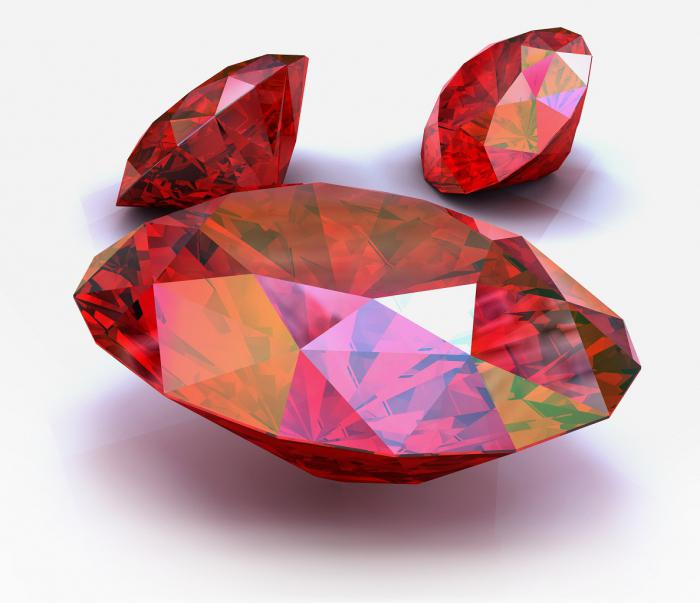 Камни для Овна-женщины