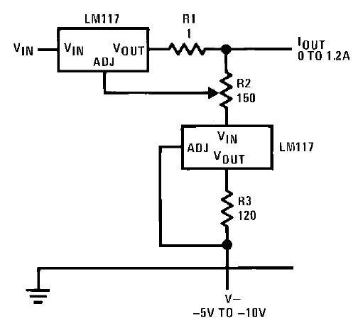 стабилизатор тока схема