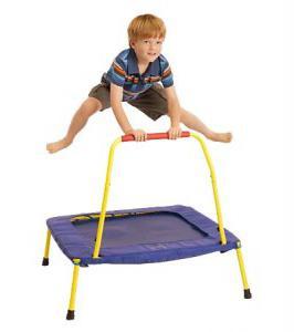 trampoline for children