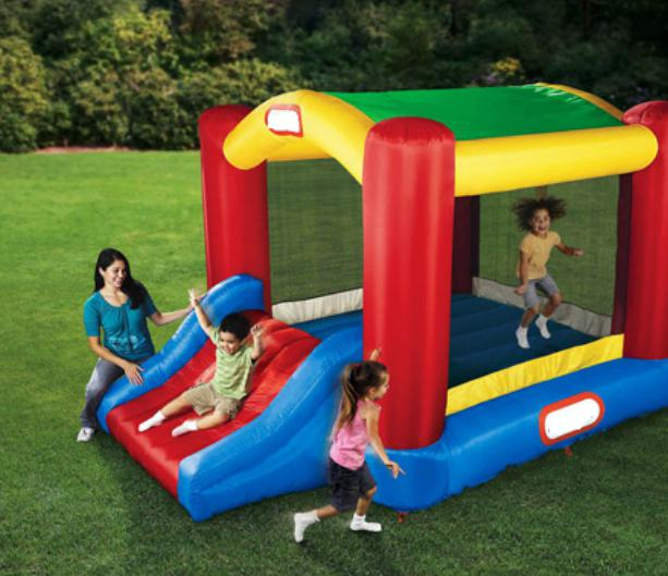 inflatable trampolines for children