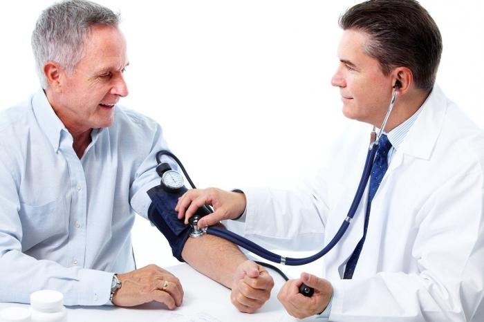 What to do with high blood pressure