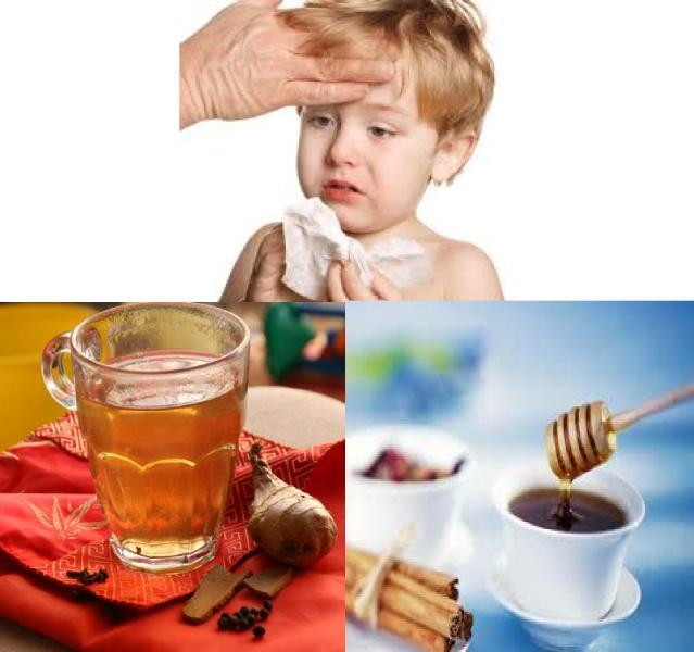Лечение сухого кашля у детей в домашних условиях народными 589