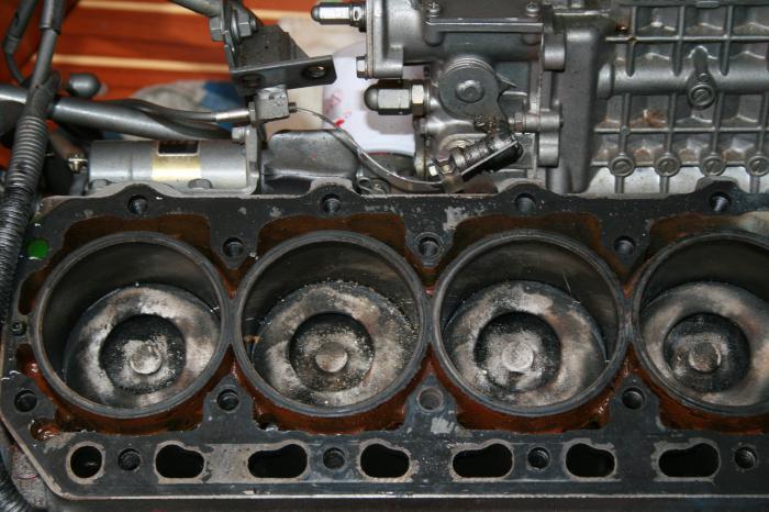 effects of engine hydraulic shock