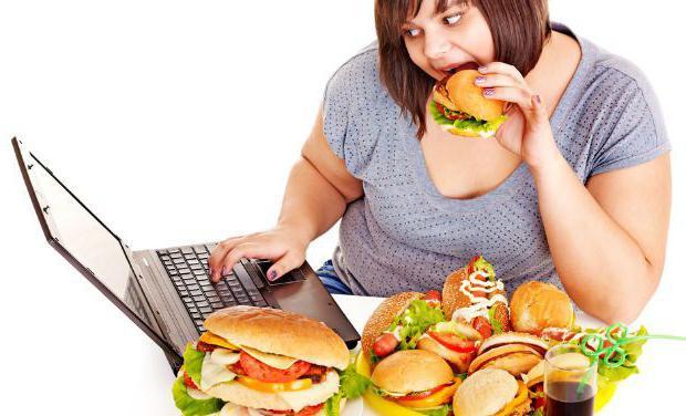 здоровая еда фаст фуд