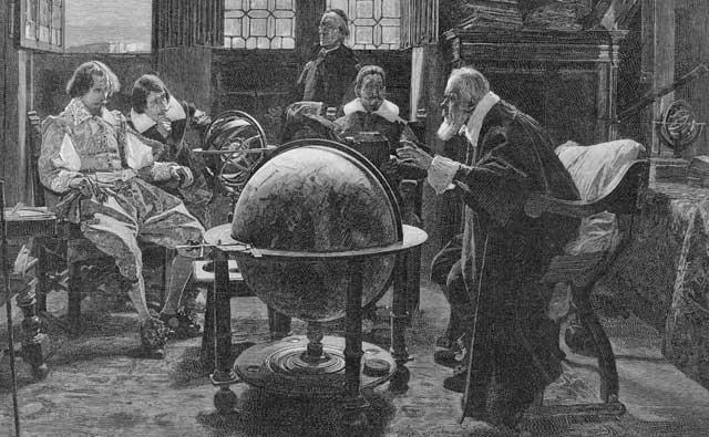 Galilean principle of relativity