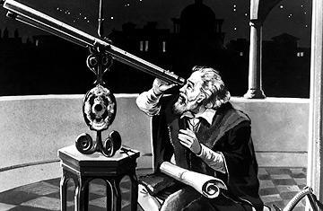 The experiences of Galileo