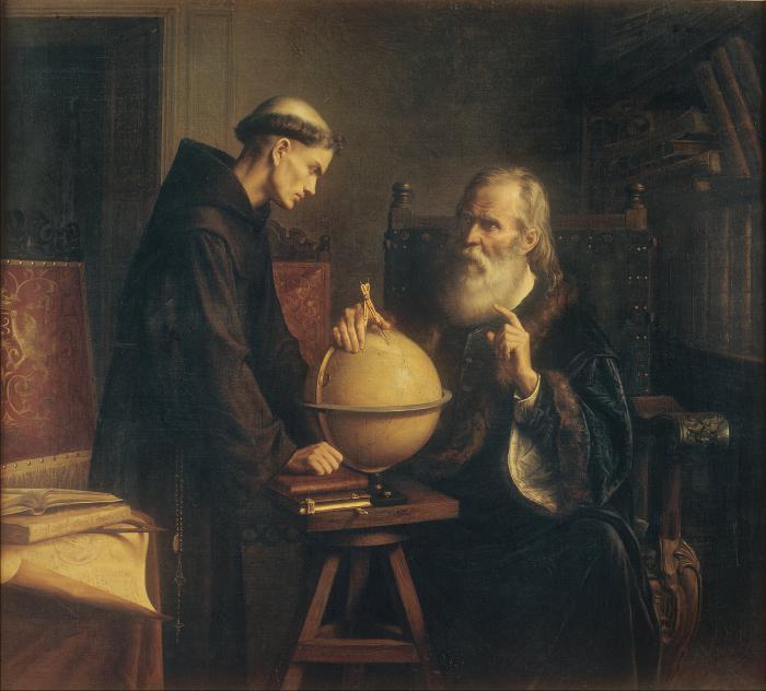 Galileo principle
