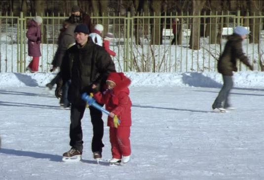 where to go with the child in St. Petersburg on New Year's holidays