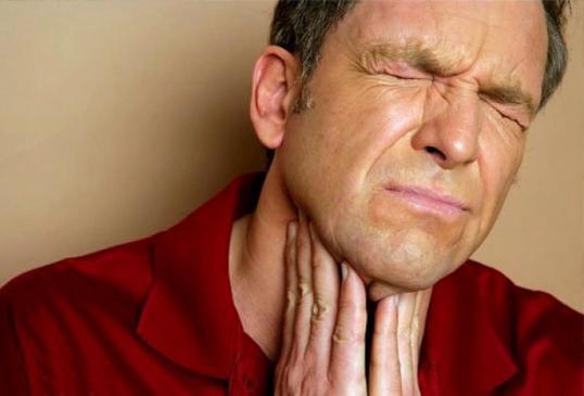 шейная лимфаденопатия