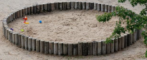 Детская площадка своими руками из подручных средств на даче и в детском саду (фото). Как сделать детскую площадку своими руками?
