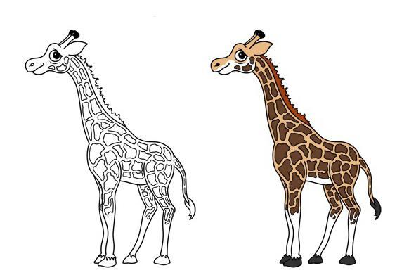 Как нарисовать при помощи геометрических фигур