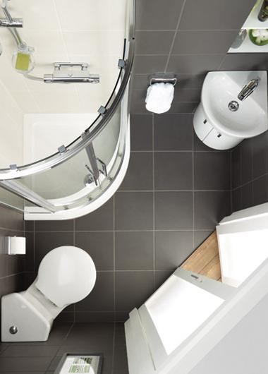 standard bathroom sizes