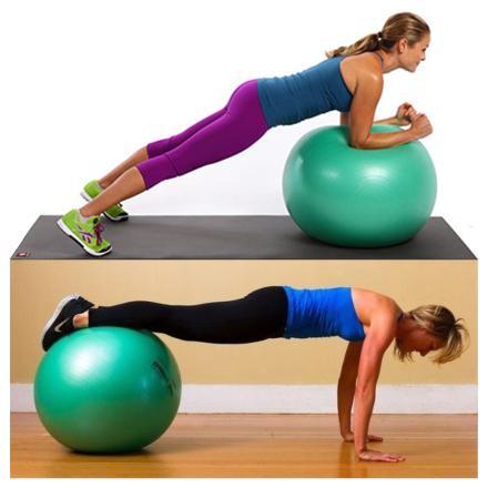 статические упражнения сжигания жира