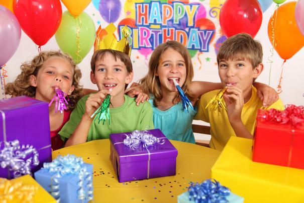 детские викторины на День Рождения
