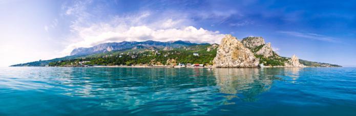 где лучше жить на черноморском побережье России