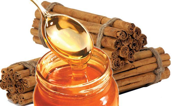 Очищение корицей и медом