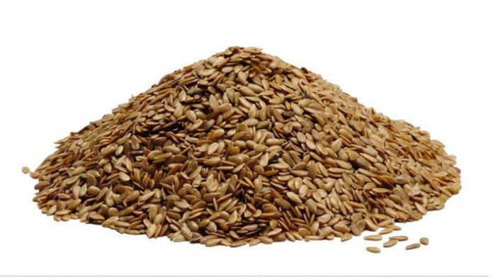 льняные семена где