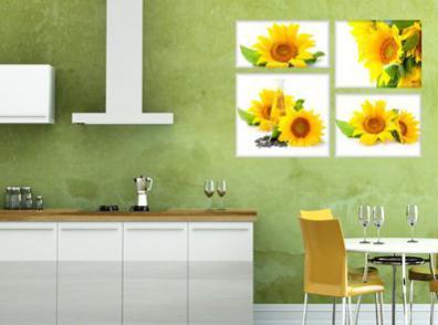 модульные картины на кухню своими руками