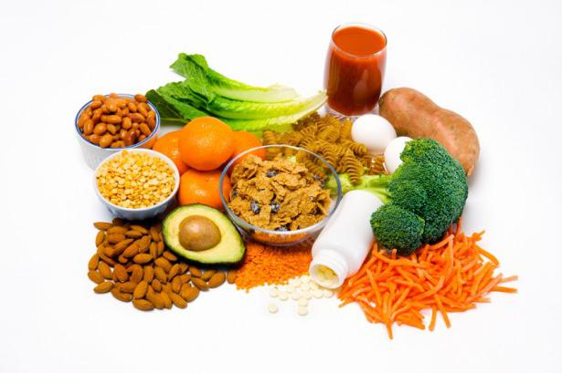 which foods contain more folic acid