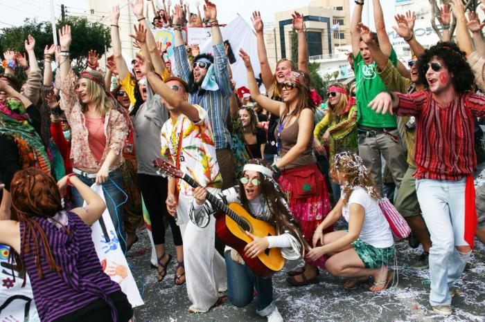 the hippie counterculture The 1960's are defined by the hippie counter-culture craze that invaded the lives of every citizen in the united states and around the world.