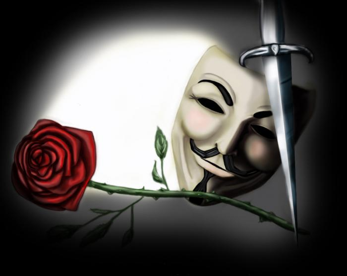 dystopia v for vendetta As with most of the future worlds in science fiction, you are not talking about the future you are talking about the present you are using the future as a way of giving a bit.