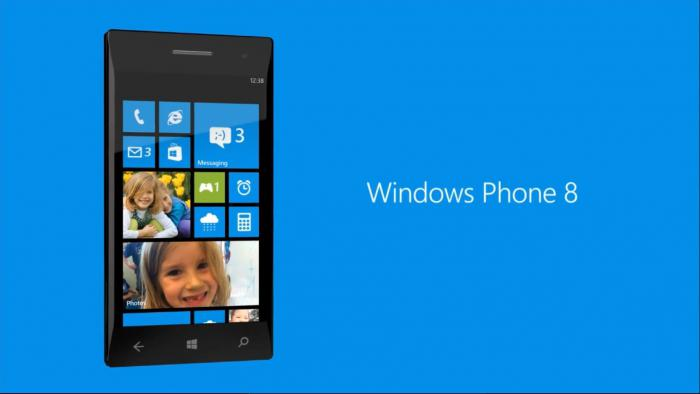 телефон windows phone