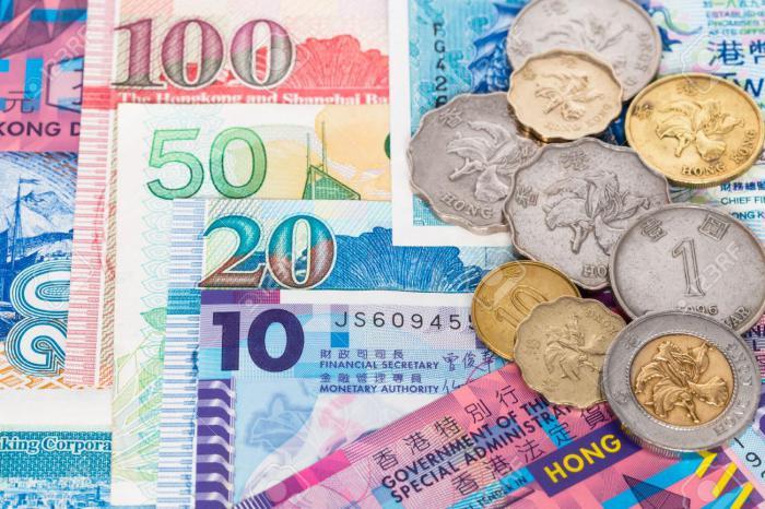 гонконгский доллар фото