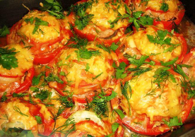 Быстрые блюда фарша рецепты с фото