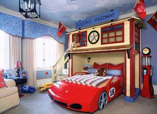 машины кровати детская мебель