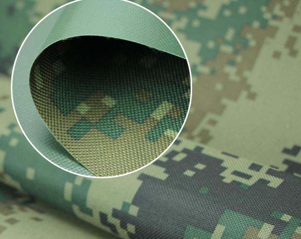 oxford fabric camouflage